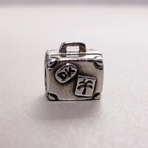 Authentic Pandora Suitcase Charm
